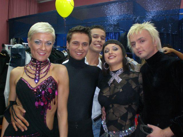 Aš,Vadimas,Deividas,Katerina,Stano